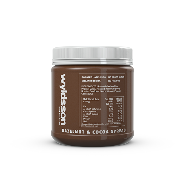 wyldsson choc spread, best nut butters by healthista