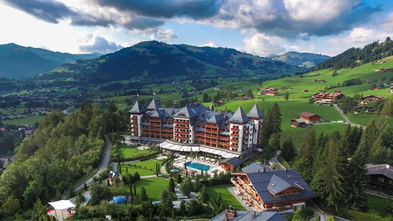 Spa Of The Week The Alpina Gstaad Spa In Switzerland Healthista - Alpina gstaad