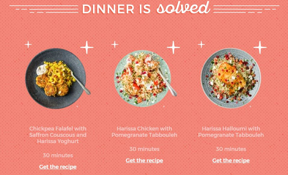 Healthy meal ideas the the new online tool for recipe healthy meal ideas new online tool gives recipe inspiration based on your favourite cuisine forumfinder