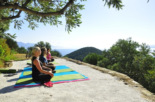 yoga platform main