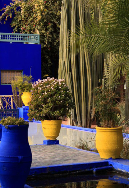 Majorelle Gardens Marrakech small