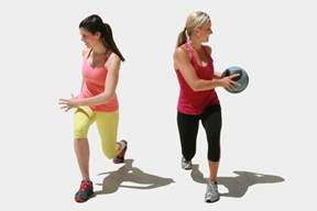 Static Lunge 2