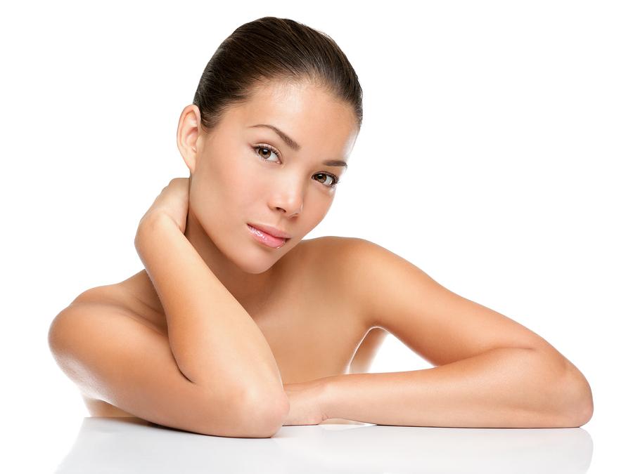 Asian Girl Skin