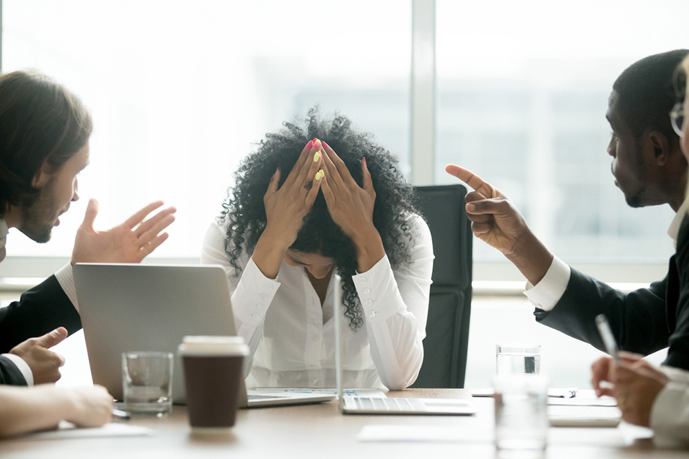 8-ways-to-deal-with-a-bully-at-work-Meeting-exclusion