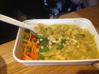 Pod Curry