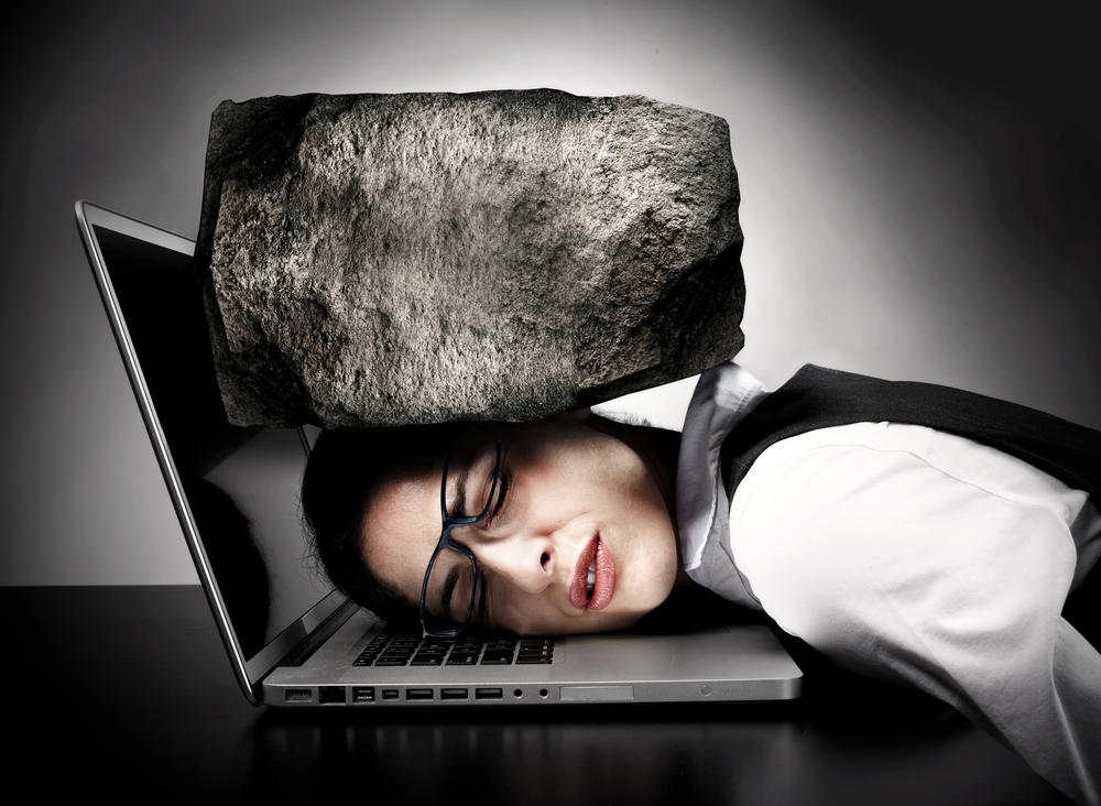 Laptop Headache