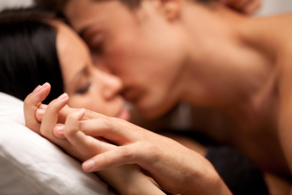 Couple Sex Hands