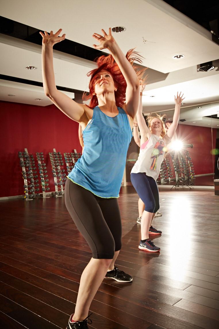 fitness trainer sex