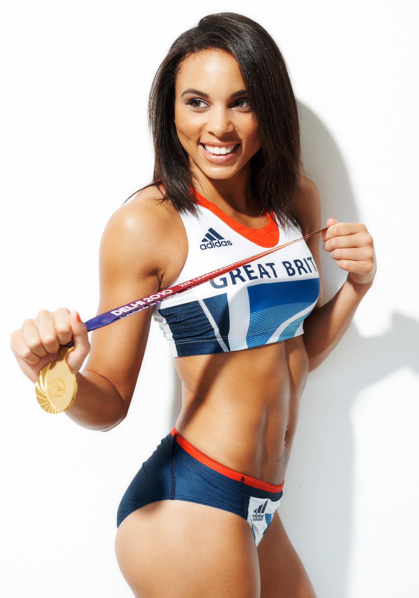 Team Gb Heptathlete Louise Hazel Picks The Fitness Kit To Get You Trim Healthista