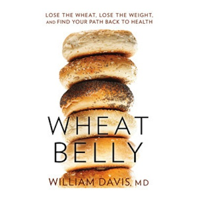 You know you're an addict when even the cover of an anti-wheat book induces serious cravings.