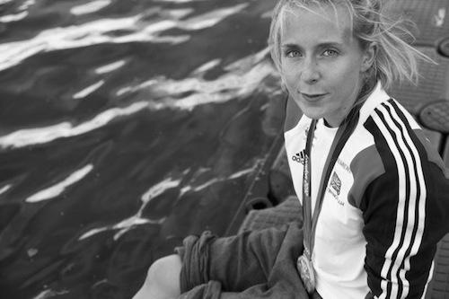 new rowing girl
