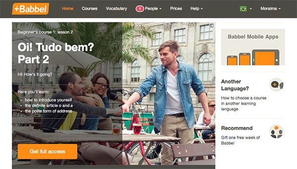 Dashboard   Babbel.com copy
