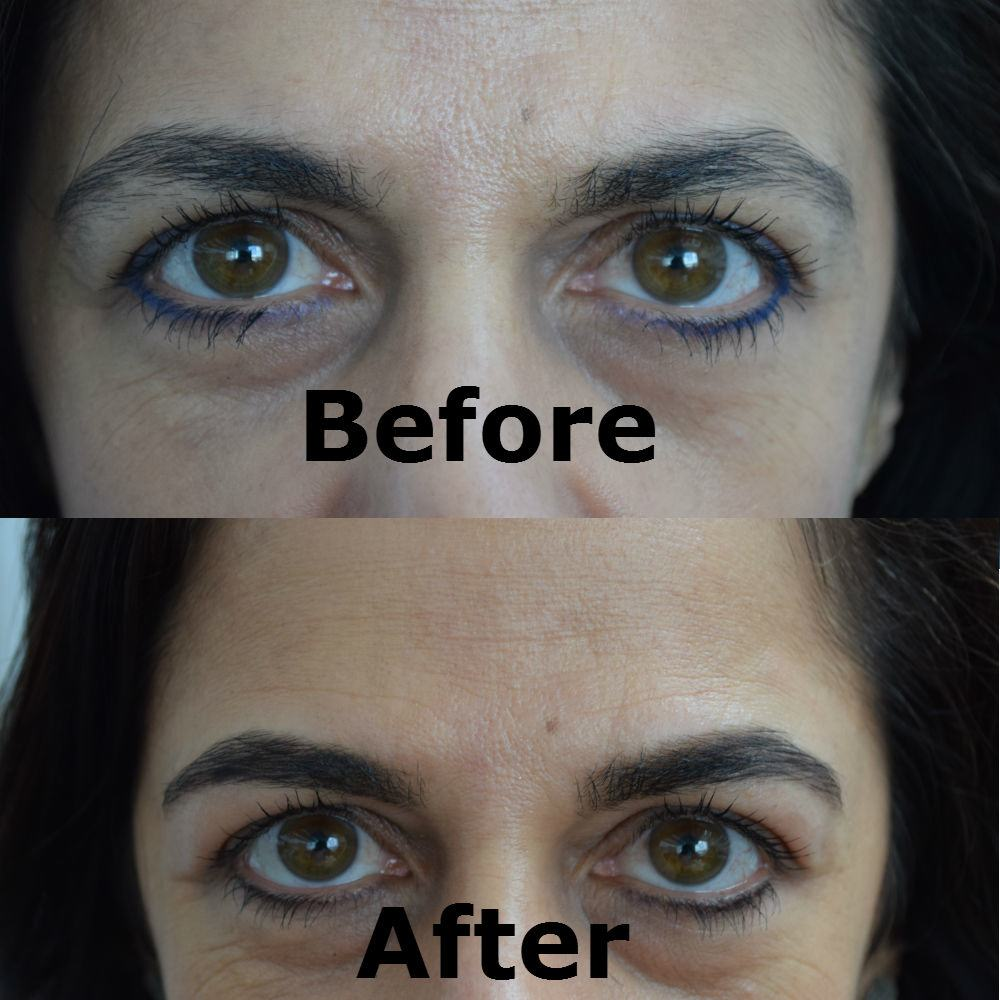 POWER BROW SPECIAL How to get great eyebrows - a technical ...