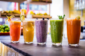 Andina juices & smoothies