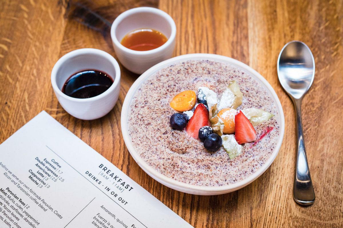 Andina porridge