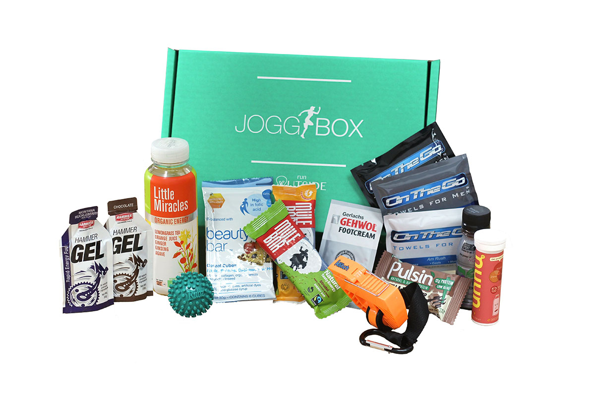 JoggBox Contents 1mb