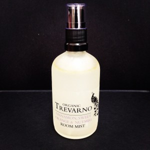 Organic Trevarno, 5 best room sprays by Healthista.com