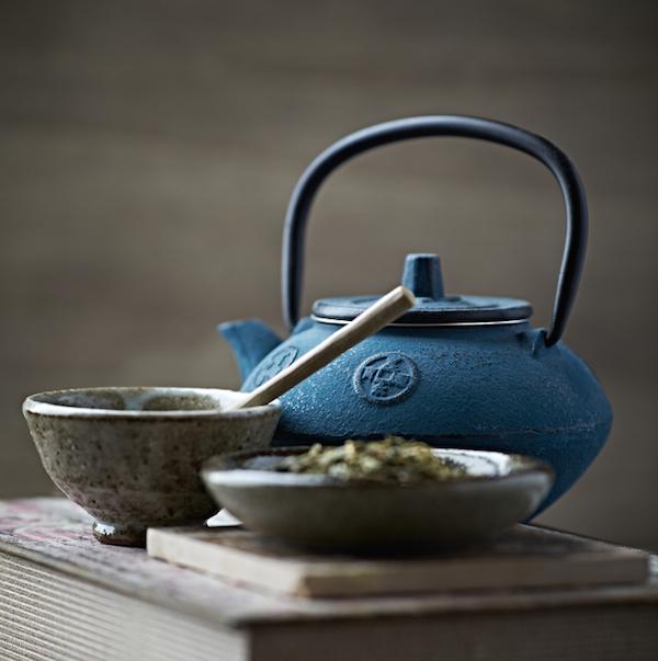 green tea in post