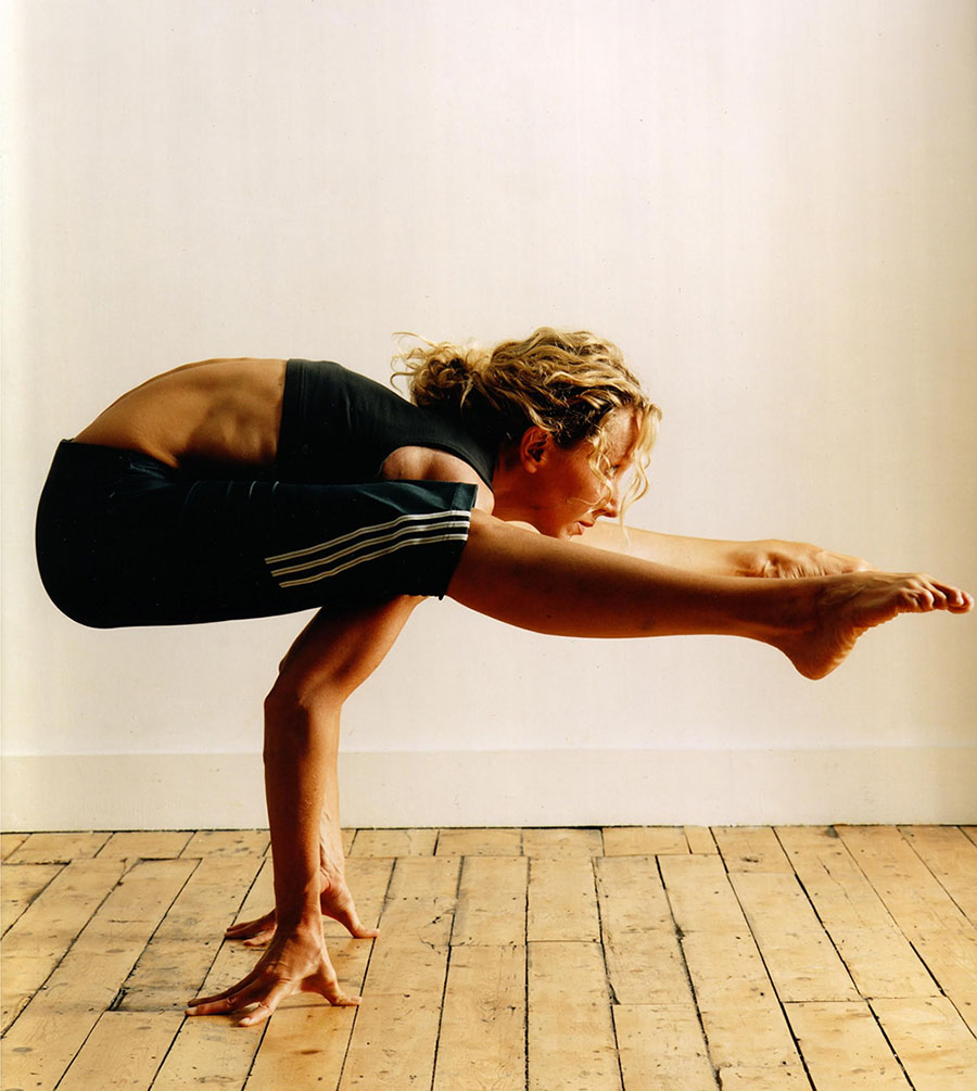michele yoga