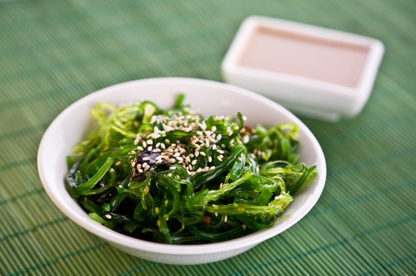 seaweed in post