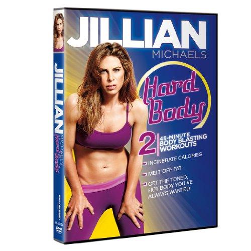 Best workout DVDs Jillian Michaels Hard Body by Healthista.com