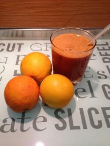 Blood orange delight