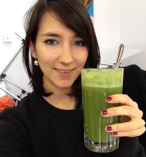 Me for juicing