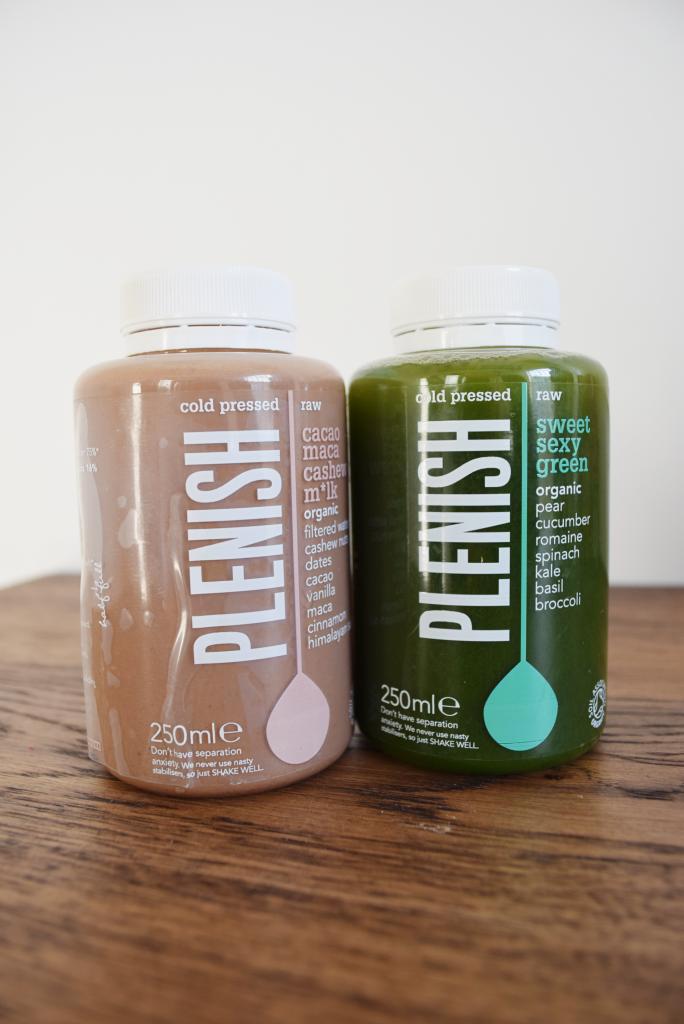 plenish juice, best healthy snacks by healthista.com