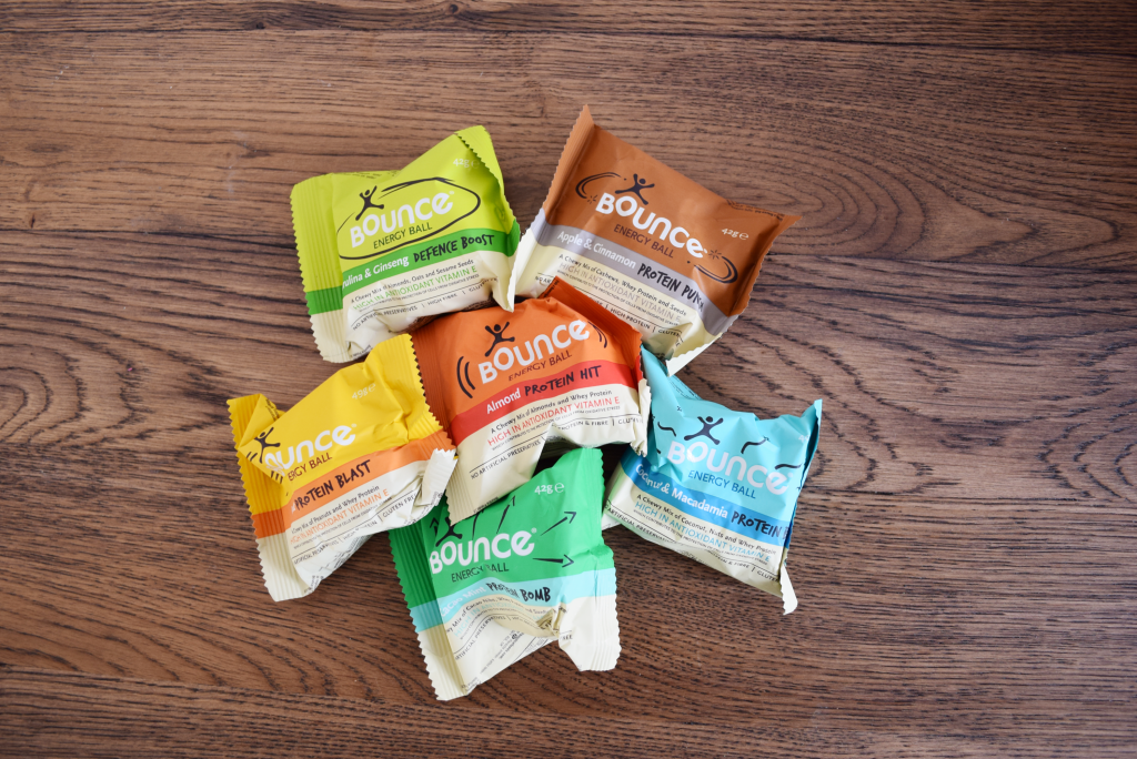 bounce energy balls, best healthy snack by healthista.com