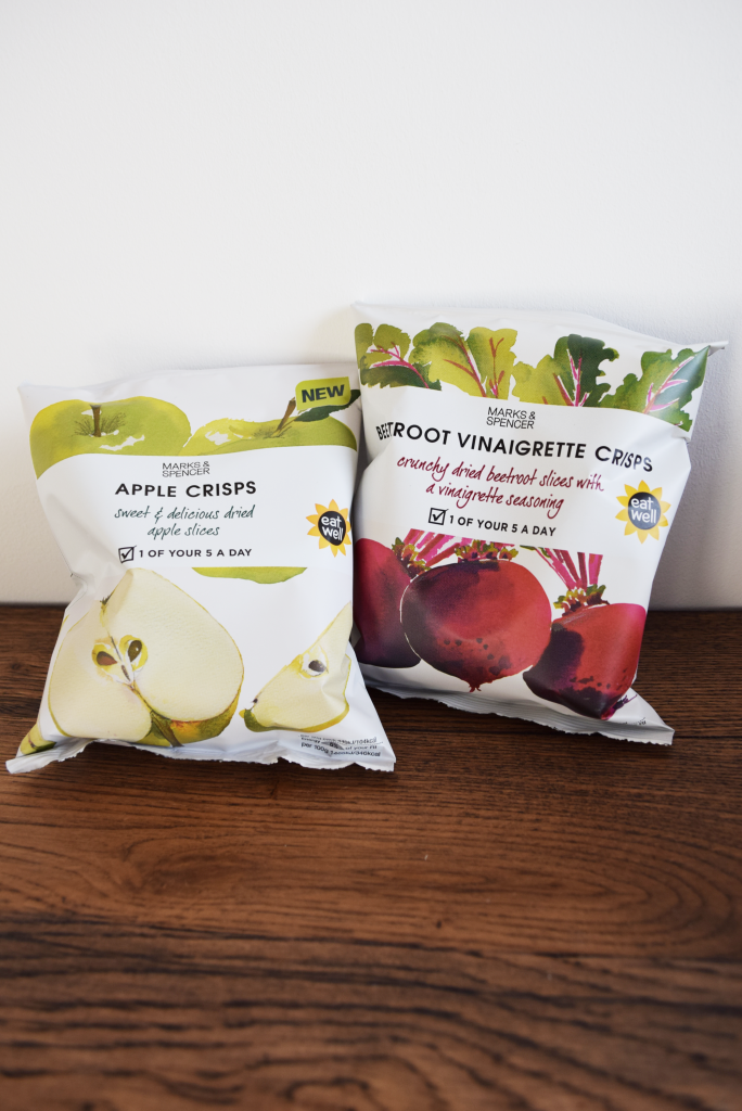 marks and spencer crisps, best healthy snacks by healthista.com