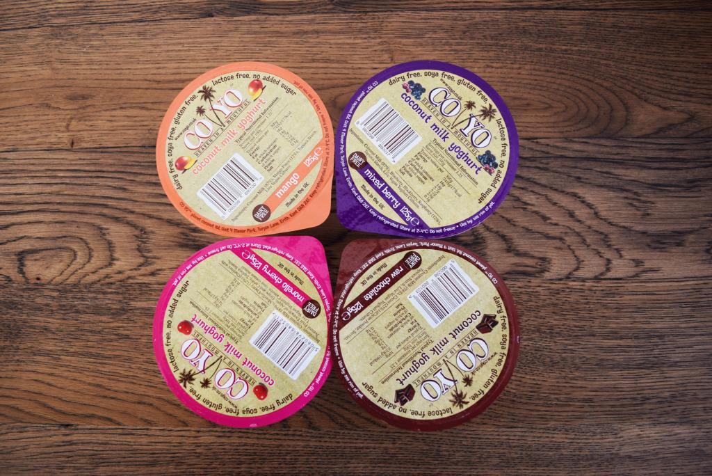 co yo yogurts, best healthy snacks by healthista.com