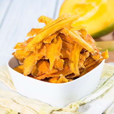 Dried Mango, How to beat low energy levels and avoid the afternoon slump, by Healthista.com