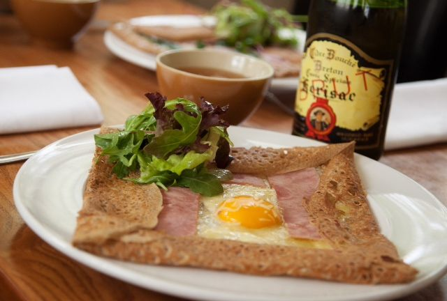 Galette, Find out the best place to eat gluten-free French crepes, by Healthista.com