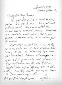 10 best love letters of all time featuring classics from Johnny