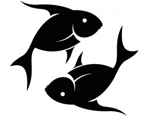 pisces star-sign image, , How the moon affects your well-being, by Healthista.com