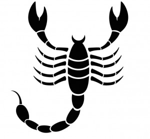 scorpio star-sign image, , How the moon affects your well-being, by Healthista.com