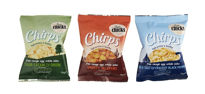 Chirps packets, Chirps, by Healthista.com