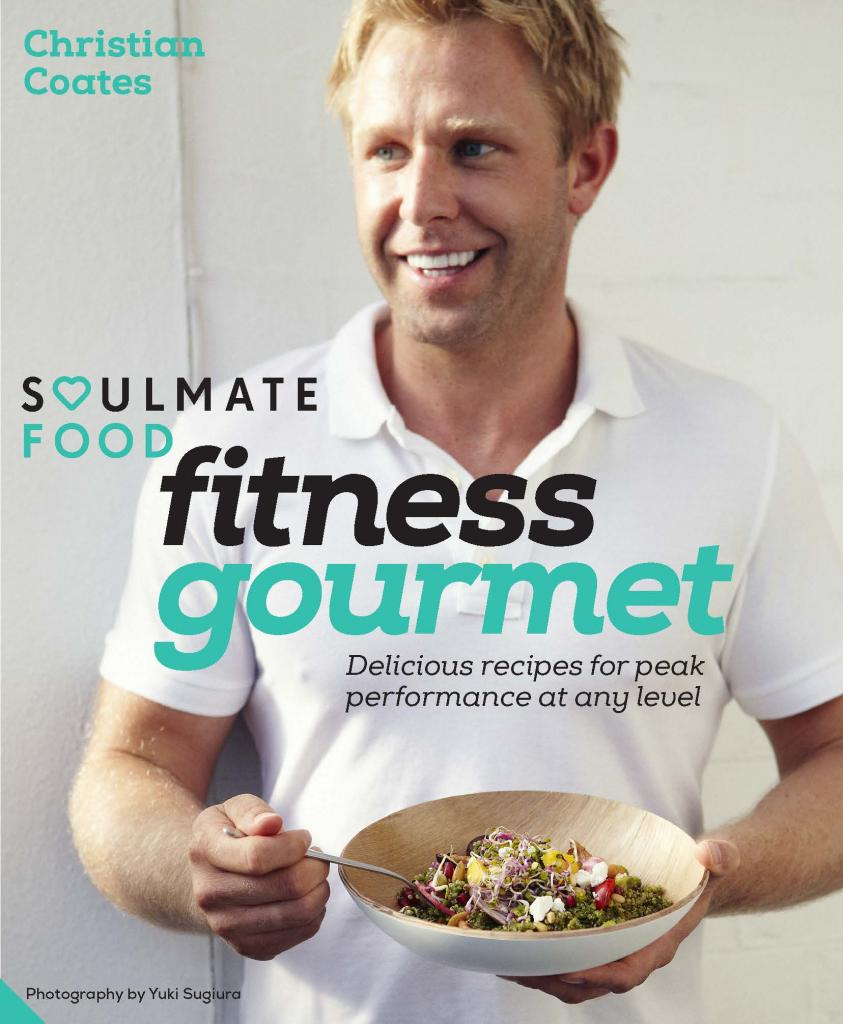 fitness gourmet cover, best healthy cookbooks of the year by healthista.com