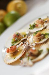Isle of Man Queenies, Best healthy restaurants in London - Healthista Eats blogger Charlotte Dormon brings you her favourites this week, by Healthista.com