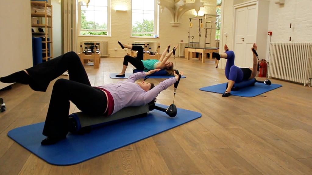 MOTR pilates class, the newest pilates trend by healthista.com