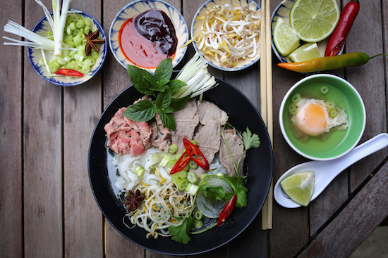 Pho at House of Ho, Best healthy restaurants in London - Healthista eats Charlotte Dormon reveals what she ate this week, by Healthista.com