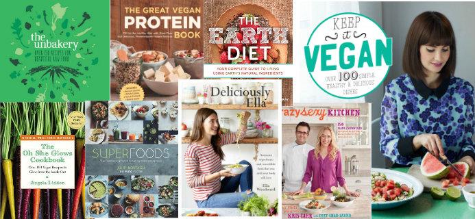 Vegan cookbooks, Vegan diet? Here are the best vegan cookbooks by Healthista.com