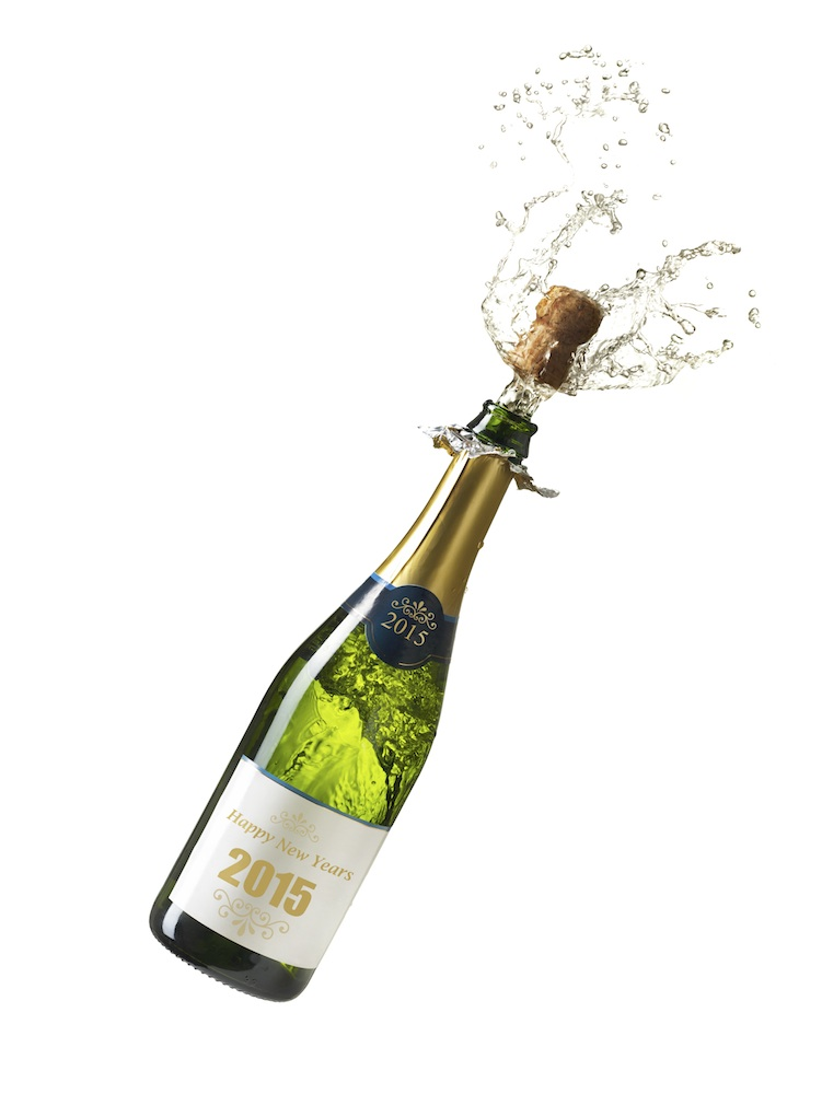 champagne bottle, Why alcohol may be the best thing for your fertility, by Healthista.com