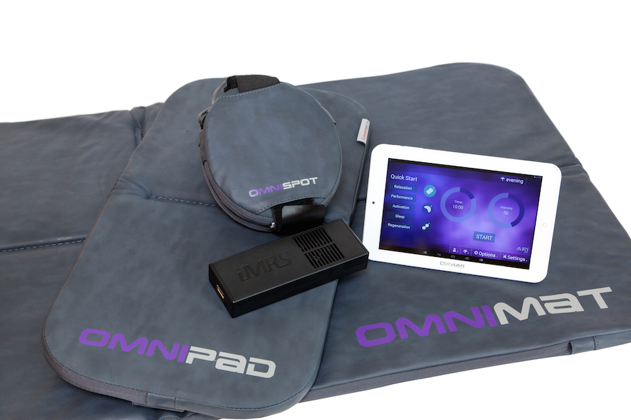 Omnium pad kit, electromagnetic therapy by healthista.com