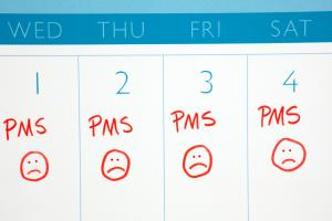 When is your PMS day?