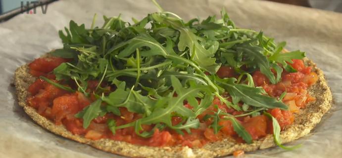 Cauliflower Pizza Recipe Healthista