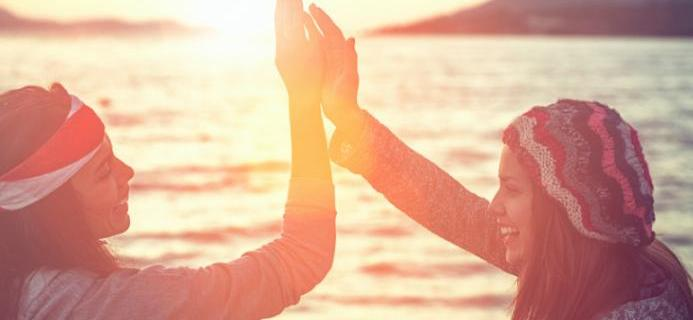 8 steps to a more positive you