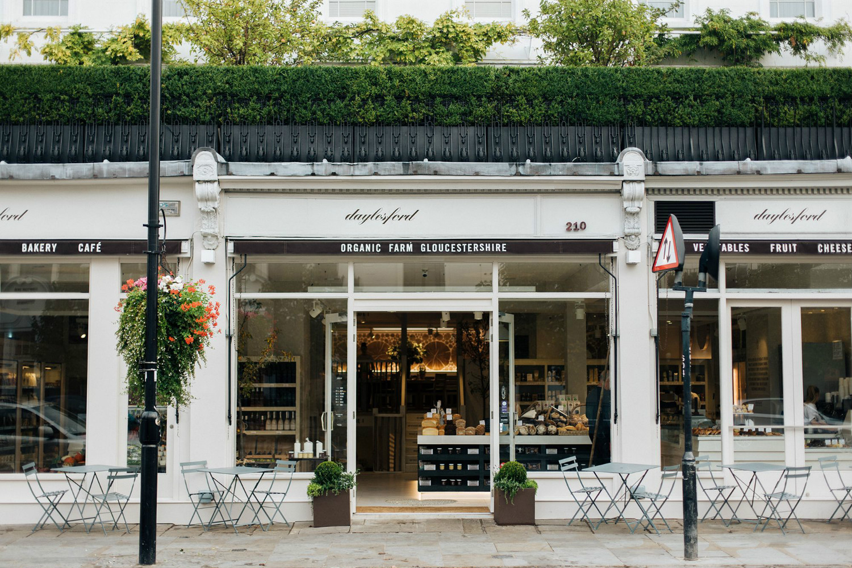 Health Food Cafes London