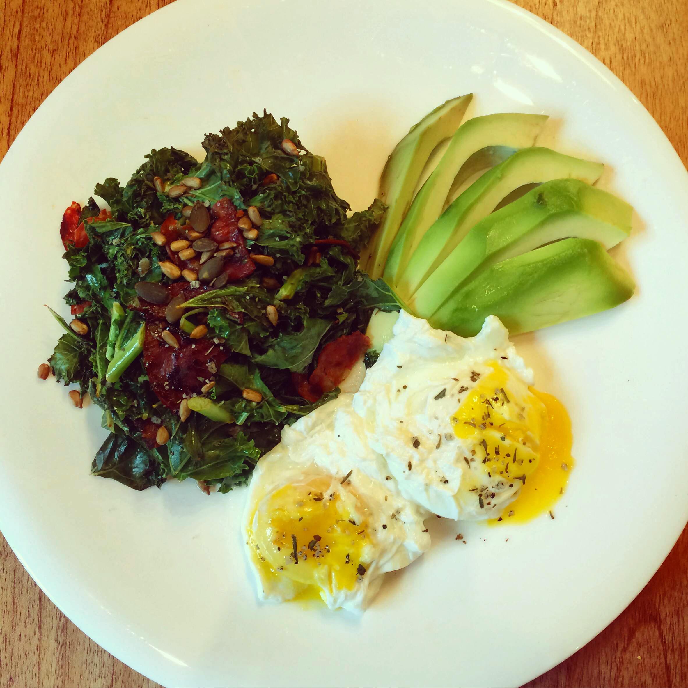 Avocado Salad, clean eating alice, by healthista.com