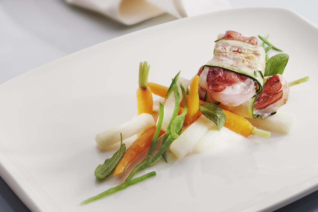 Viva Mayr cuisine, Viva Mayr review, by healthista.com